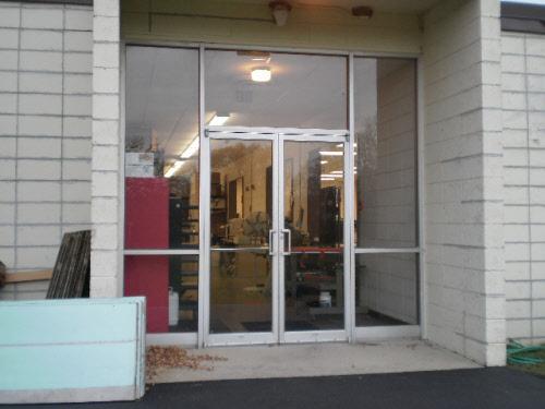 Storefront Windows Milwaukee Commercial Glass Repair Window
