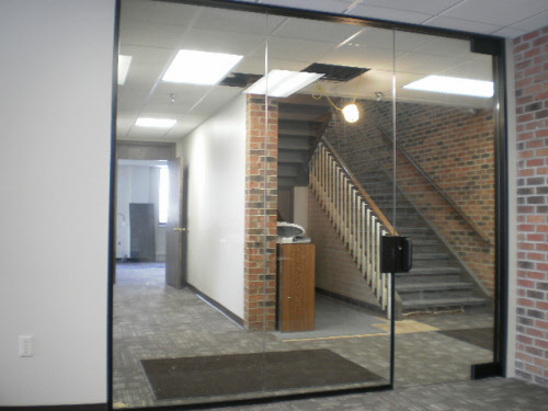 Bayshore Commercial Glass Entryway Installation Services