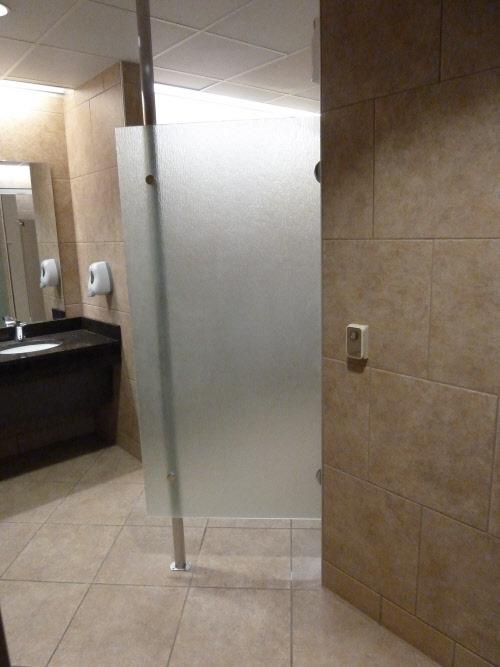Glass Bathroom Stall Doors In Milwaukee Privacy Glass For - Commercial bathroom stall doors