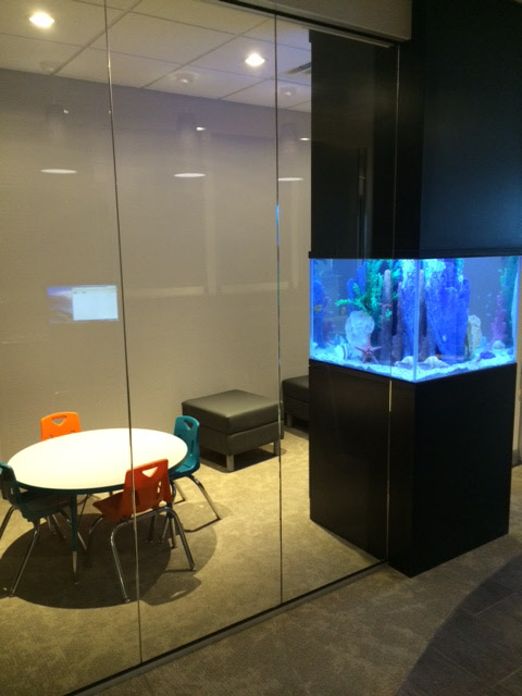Custom Interior Glass Installations for Businesses