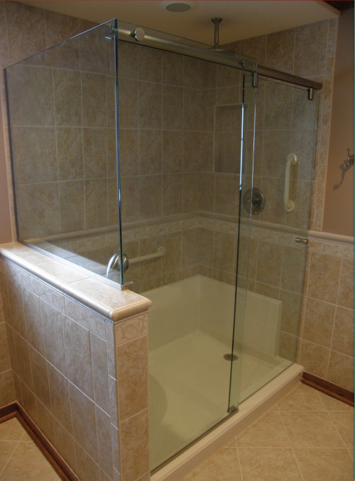 Waukesha Shower Doors
