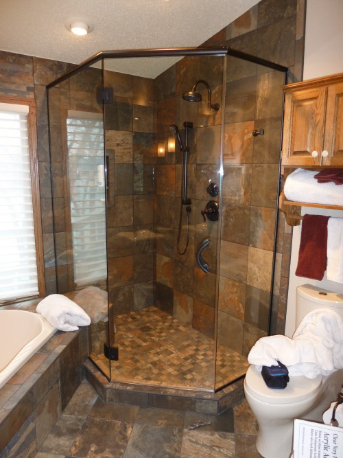 Mukwonago Shower Door Installation