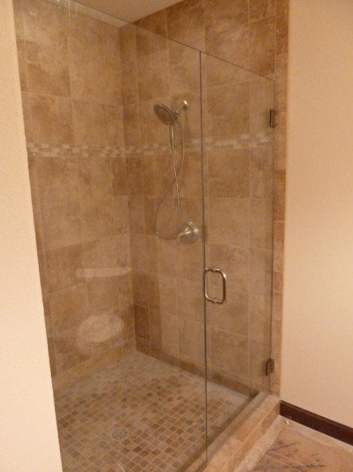 Brookfield Frameless Shower Doors   BGS Glass Services LLC Waukesha ...