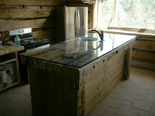 Custom Glass Table Tops in Milwaukee