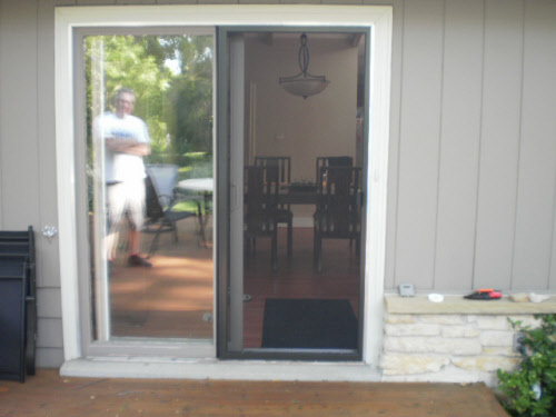 Muskego Screen Door Installation After