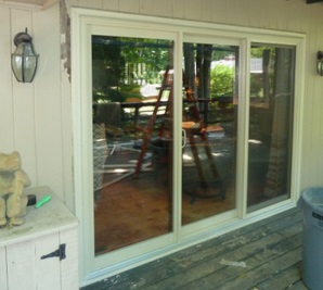 Wisconsin Glass Sliding Door Replacement Services