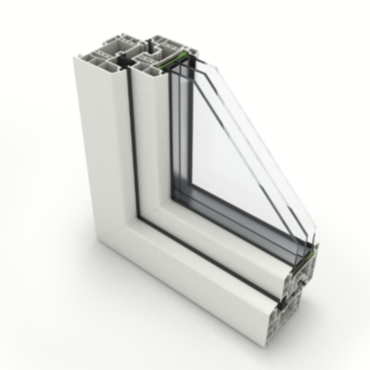 Triple pane thermopane windows are energy efficient
