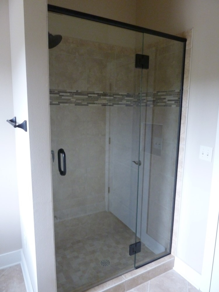 Frameless Shower Glass Door Bgs Glass Services Llc