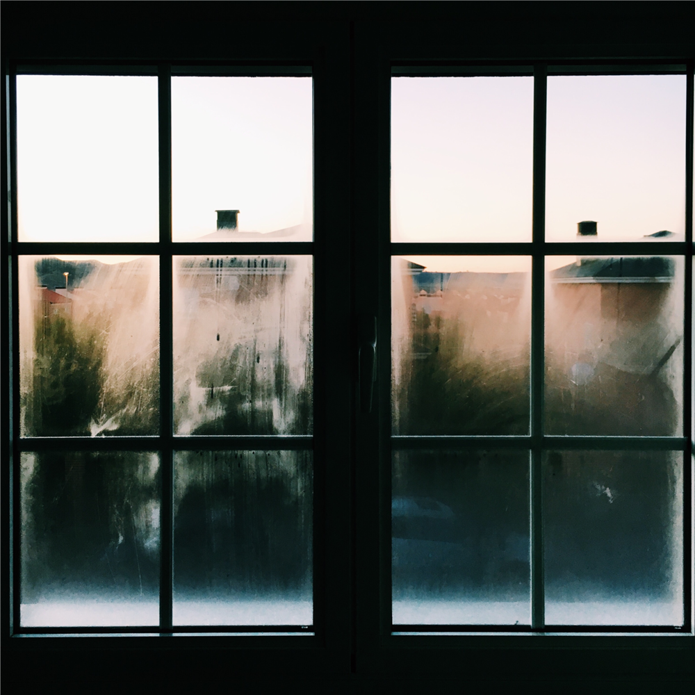 foggy windows are a sign to replace your windows
